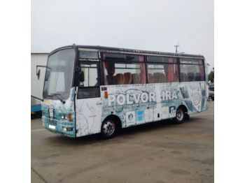d74e3ae0e508d7 NISSAN 70 6D left hand drive 4.0 diesel 29 seats - minibus