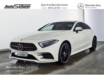 MERCEDES-BENZ CLS 450 4M coupe Edition 1 DRIVING+ COMAND HEAD-UP - automobil