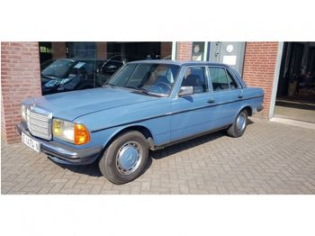 Mercedes Benz 123 240D - automobil