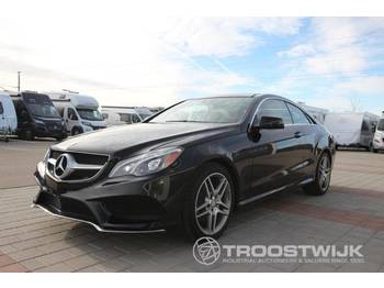 Mercedes-Benz E 400 4-Matic Coupe,  AMG, RFK, Memory, Comand, E 400 4-Matic Coupe,  AMG, RFK, Memory, Comand, Panoramadach - automobil