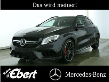 Mercedes-Benz GLA 45 AMG+DISTR+PANO+NIGHT+ DAB+KAMERA+ABGAS+20  - automobil