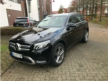 Automobil Mercedes-Benz GLC 250d 4Matic, Comand, Fahrassistenz Plus