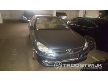 Automobil Peugeot 607 IV.LUXE HDI 170