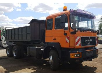 Sklápač MAN 27.403 6x4 1997 big body TIPPER