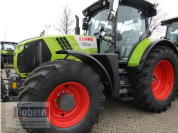 CLAAS Arion 660 Cmatic Cebis - kolesový traktor