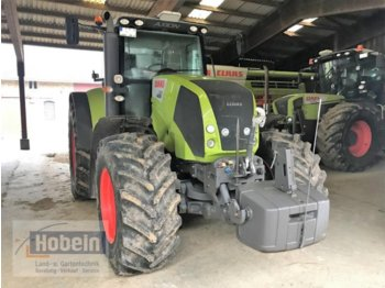 CLAAS Axion 840 - kolesový traktor