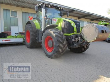 CLAAS Axion 850 Hexashift - kolesový traktor