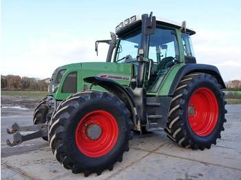 Fendt 412 Vario Good working condition  - kolesový traktor