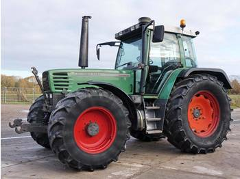 Fendt 514C Top condition / full option  - kolesový traktor