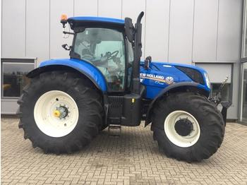 NEW HOLLAND T7.230AC TRACTOR - kolesový traktor
