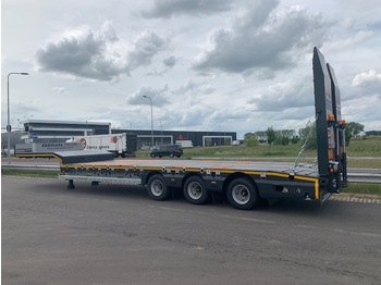 Príves podvalník OZSAN OZS-L3 3 Axle Low-Bed Trailer