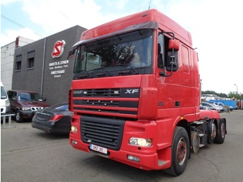 DAF 95 XF 430 6x2 manual - ťahač