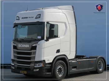 Scania R450 A4X2NB | 8T | FULL AIR | NEW GENERATION | DIFF | NAVIGATION - ťahač